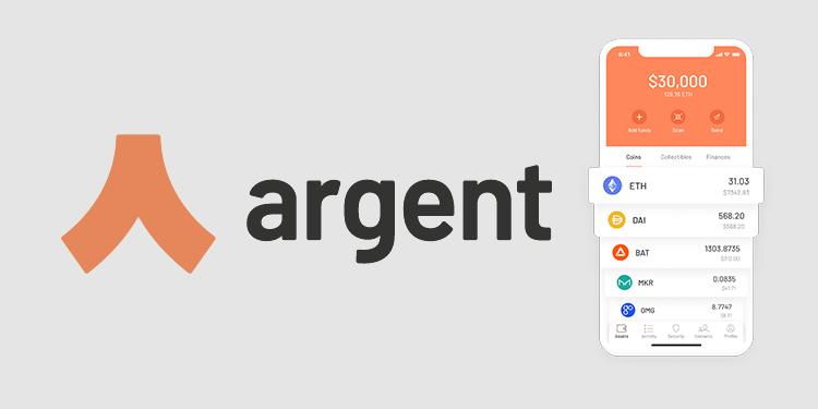 Argent - Обзор DeFi кошелька