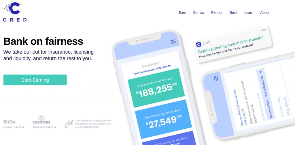MyCred.io - Обзор платформы крипто-кредитования