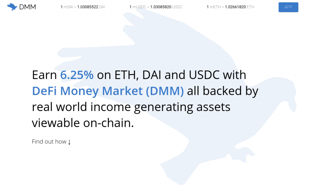 DeFi Money Market (DMM) - Обзор лендинг платформы