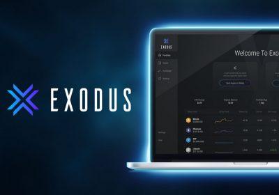 Exodus - Обзор криптовалютного кошелька
