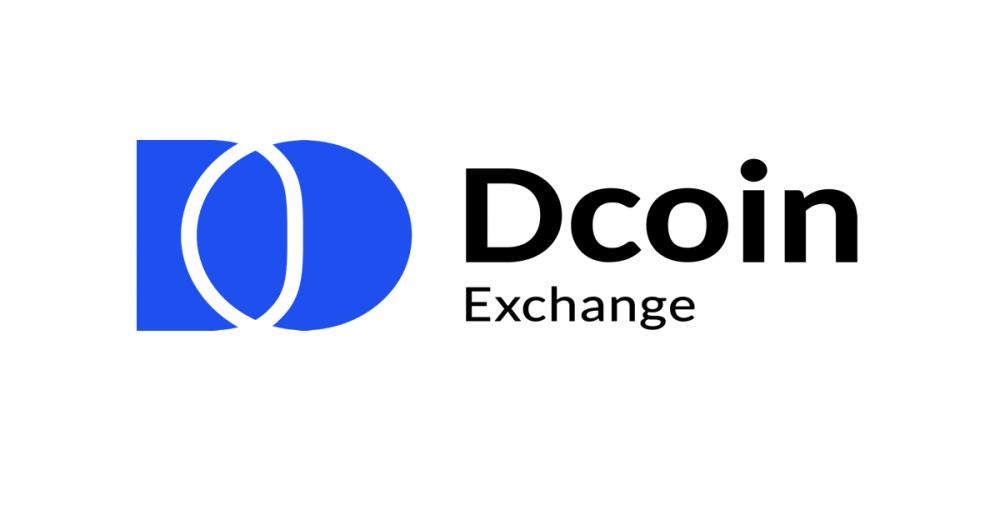Dcoin - Обзор криптовалютной биржи