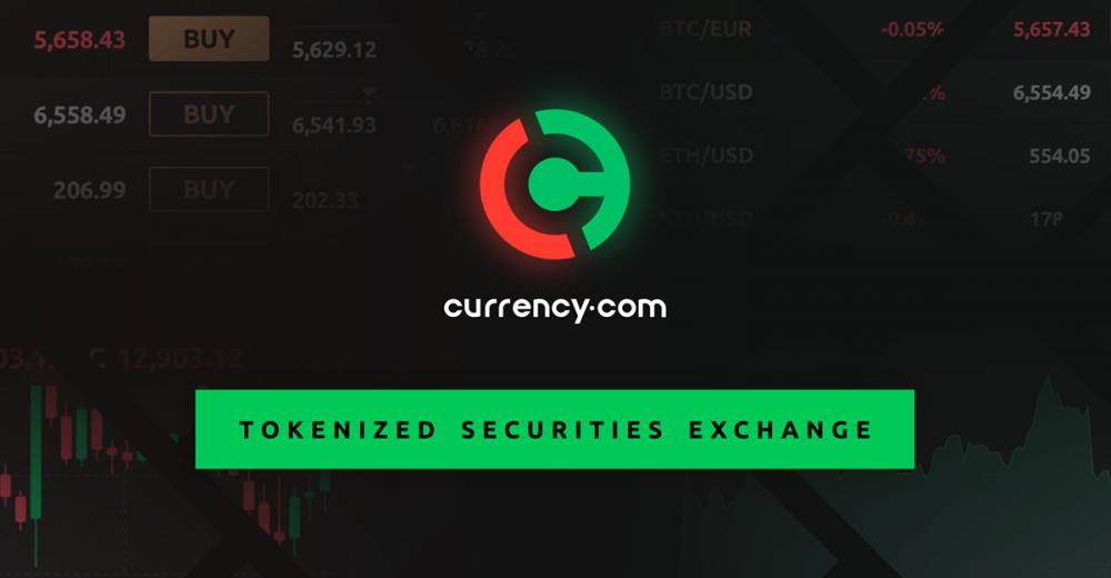 Currency.com - Обзор криптовалютной биржи