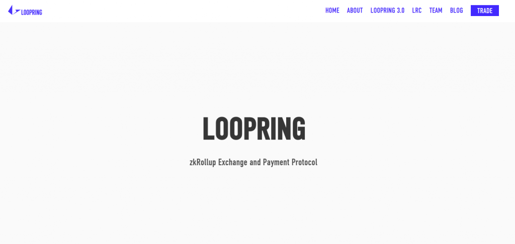 Loopring (LRC) - Обзор DEX биржи
