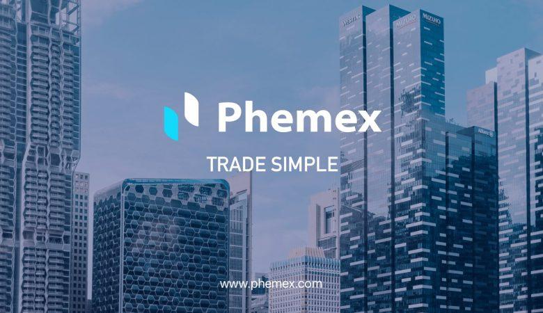 Phemex - Обзор криптовалютной биржи