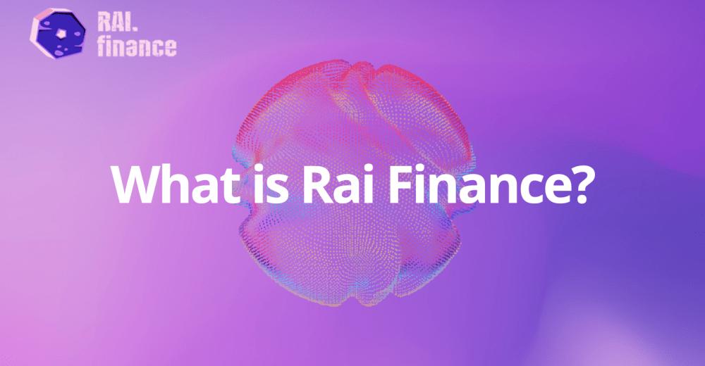 Rai Finance - Обзор DeFi протокола на Polkadot