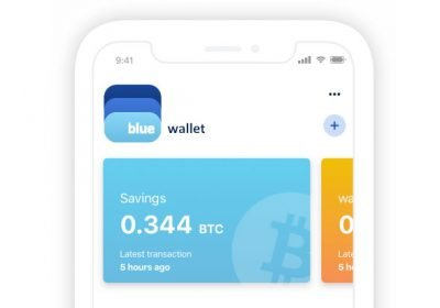 BlueWallet - Обзор криптовалютного кошелька