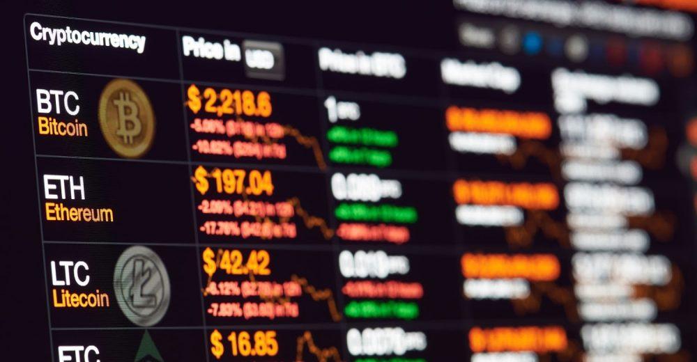 Самыми активными акциями на внебиржевых рынках США являются акции Биткоина и Эфира