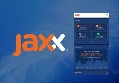 Jaxx - Обзор криптовалютного кошелька