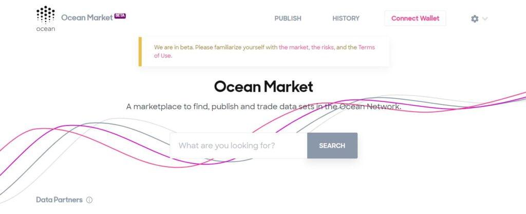 Ocean Protocol (OCEAN) - Обзор протокола для bigdata