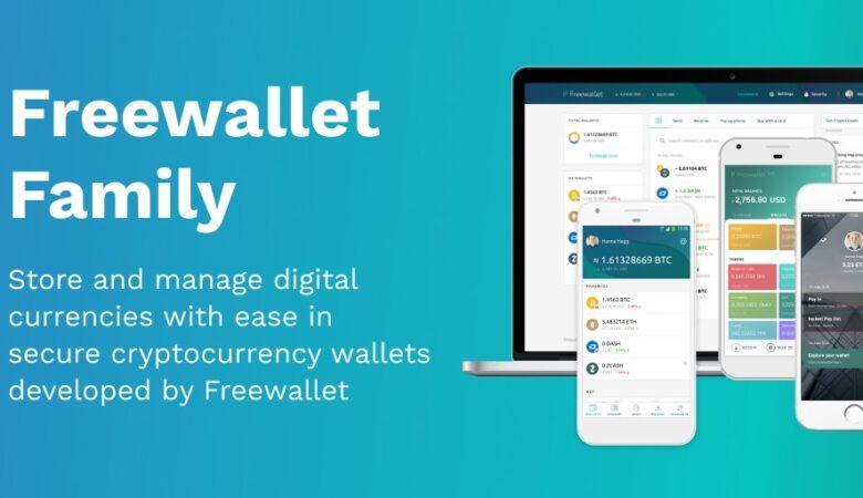 Freewallet - Обзор криптовалютного кошелька