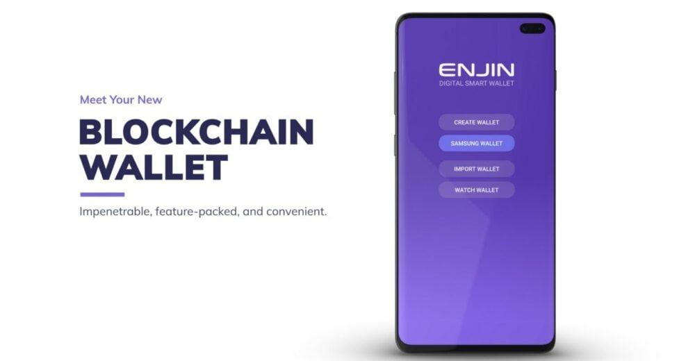 Enjin - Обзор криптовалютного кошелька